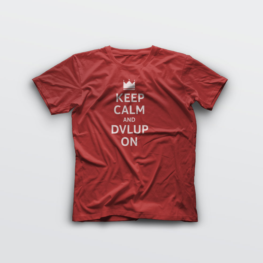01-T-Shirt-Mock-up-KeepCalm