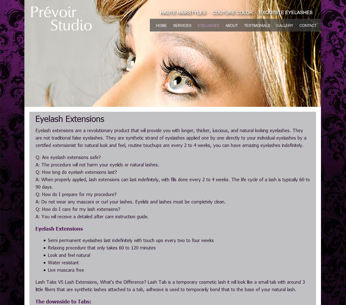 prevoir-studio-eyelashes