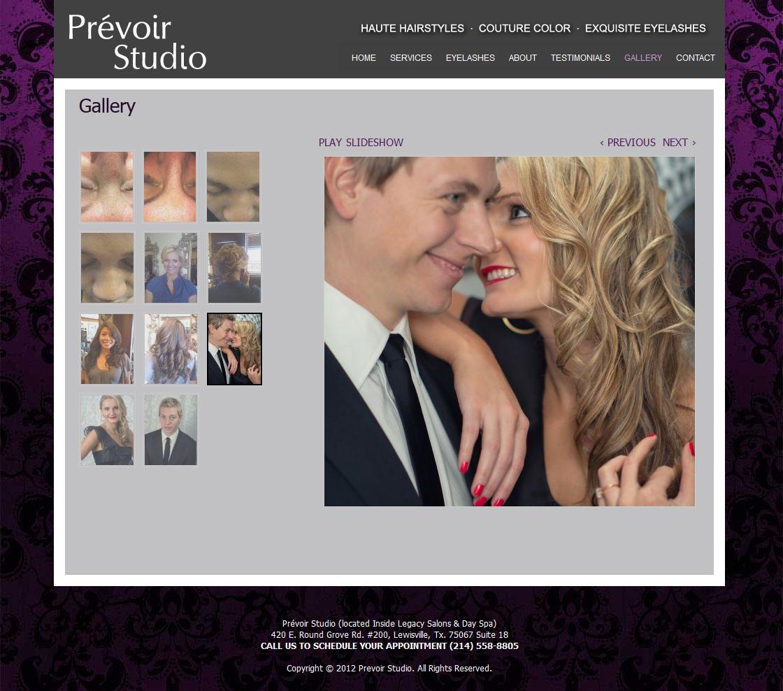 prevoir-studio-gallery