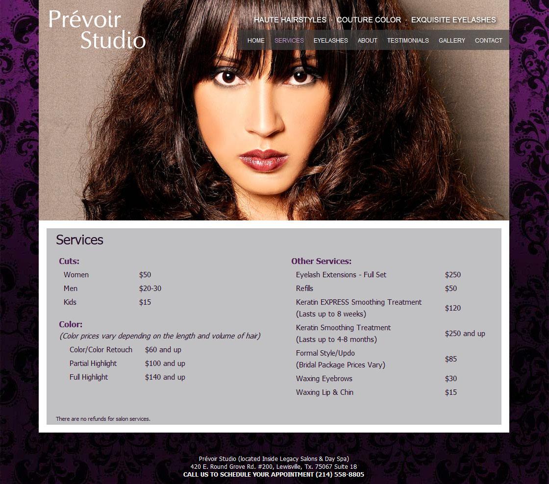 prevoir-studio-services