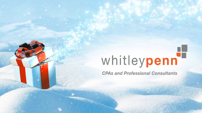 Whitley Penn Holiday Ecard