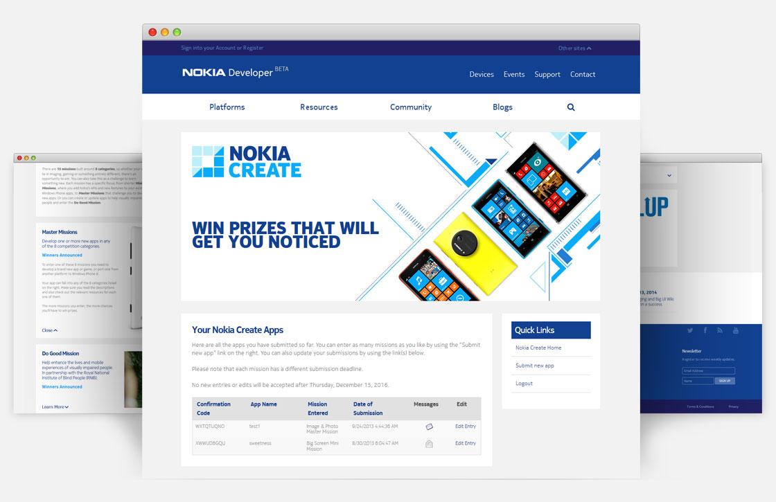 nokia-create-browser-windows