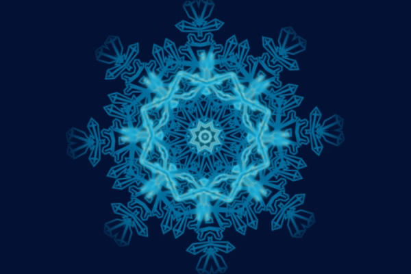 Saul Ewing Kaleidoscope Holiday Ecard