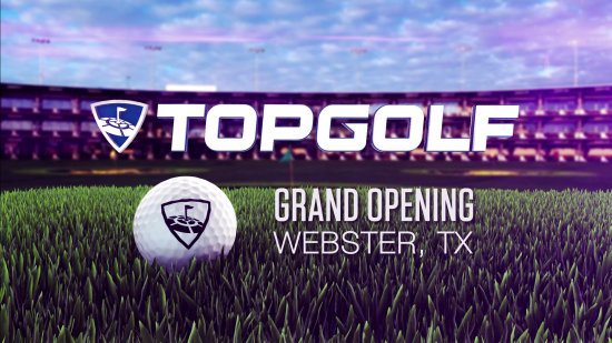 TopGolf Grand Opening Video