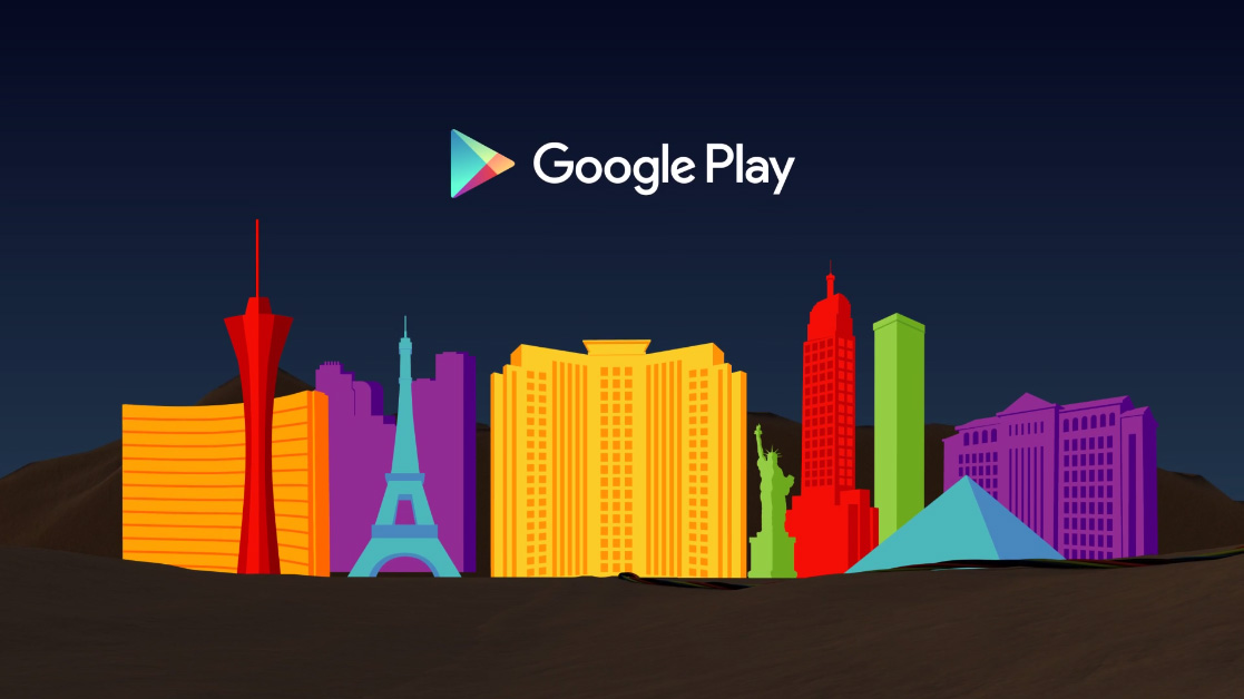 Google Play CES Mixer Video
