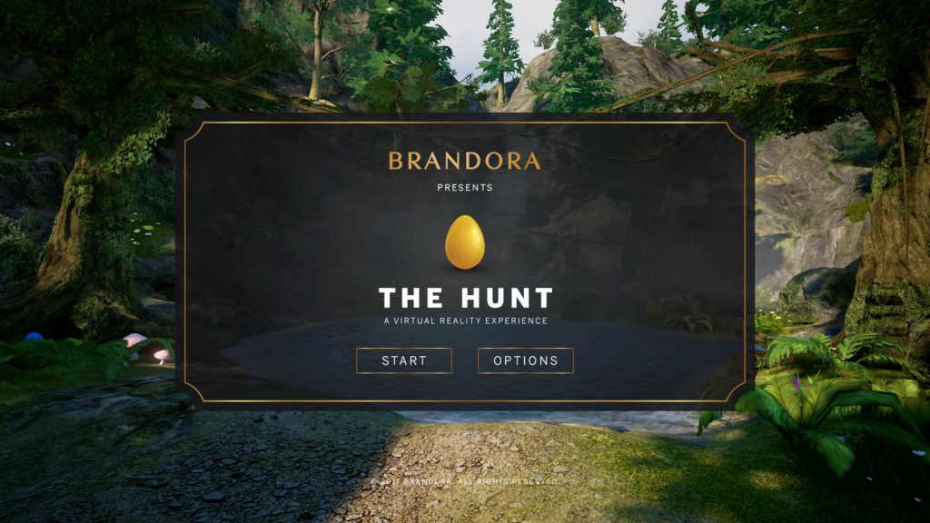 The Hunt – A VR Experience